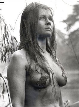 A Young Judi Dench NSFW