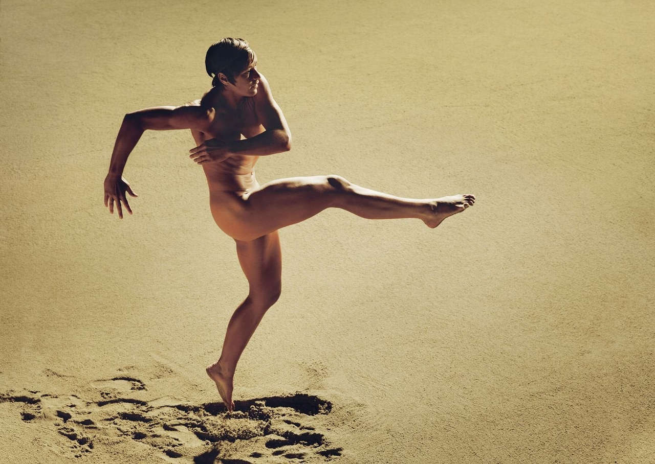 Abby Wambach From Espns Body Issue 2012 NSFW