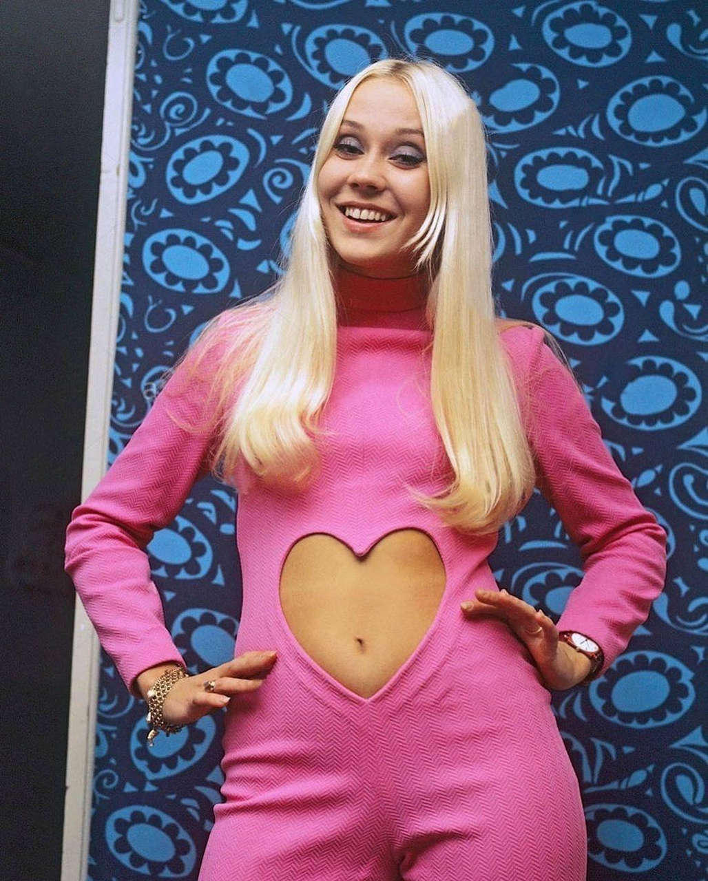 Agnetha Faltskog From Abba 1970 NSF