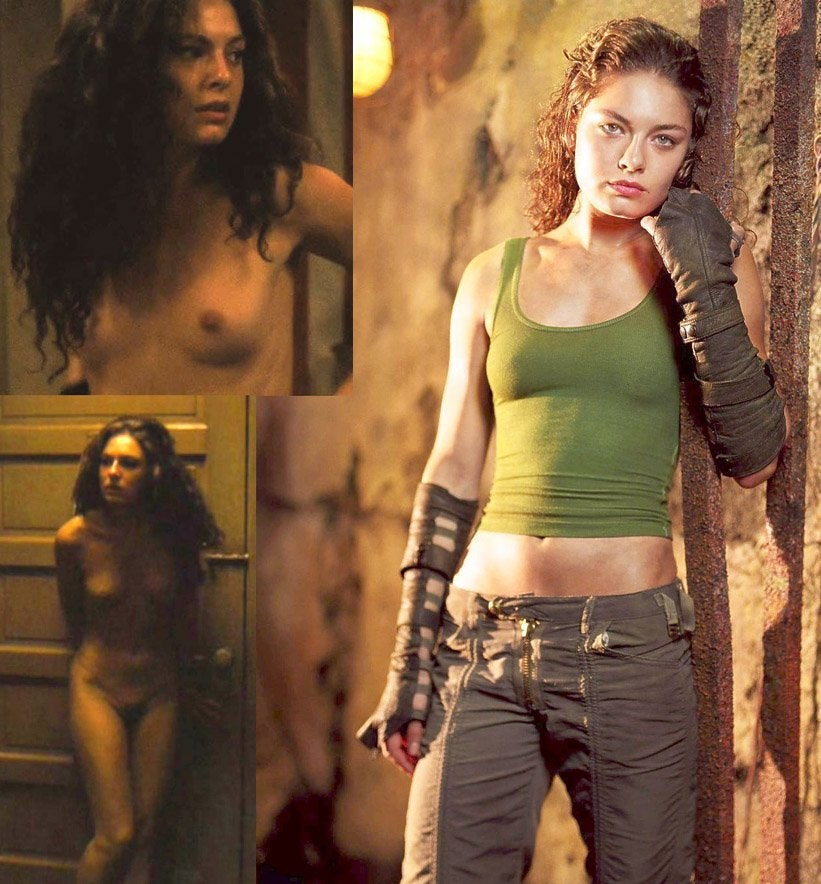 Alexa Davalos Chronicles Of Riddick Feast Of Love X Post From Onoffceleb NSFW