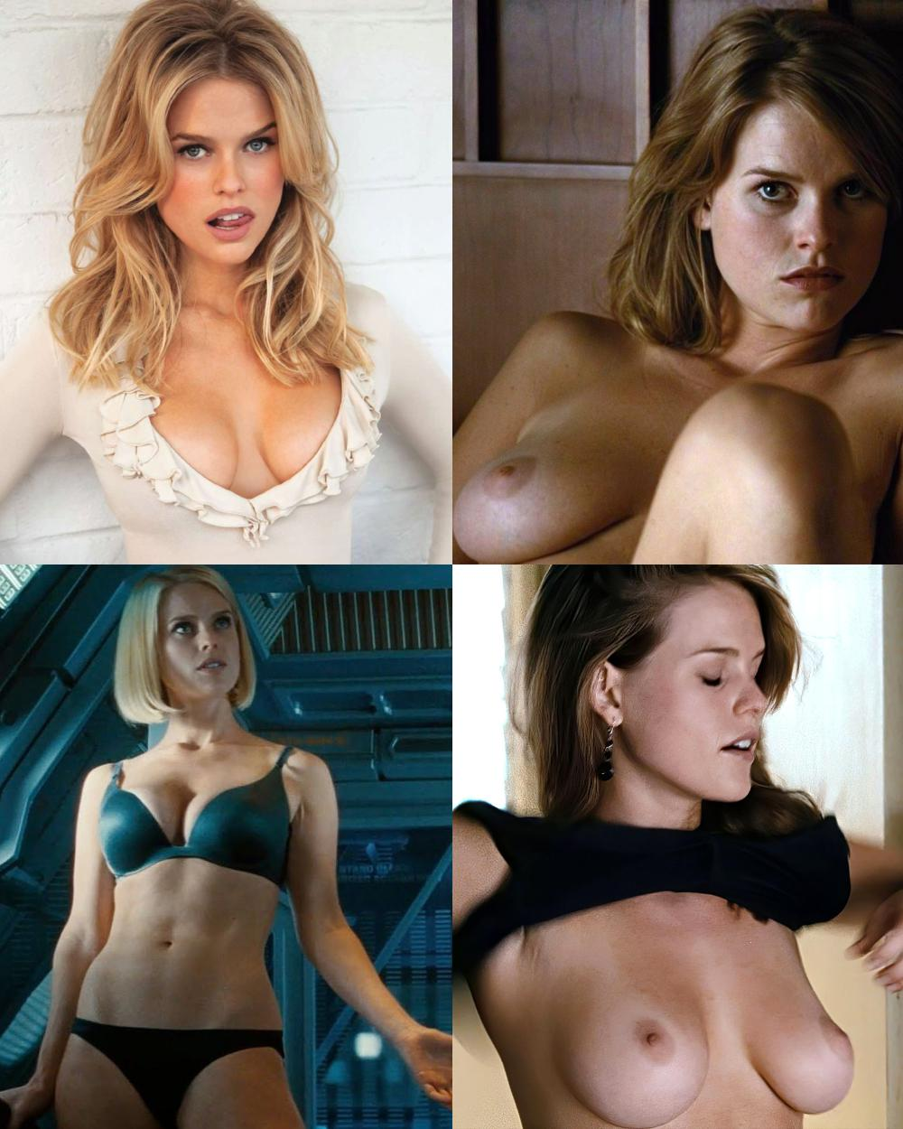 Alice Eve On Off NSFW