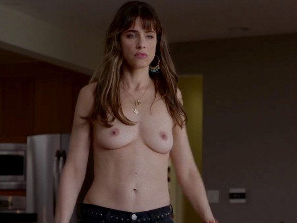 Amanda Peet Topless Showing Her Tiny Tits In Togetherness NSFW