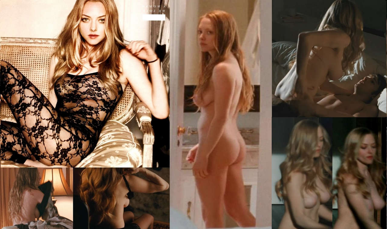 Amanda Seyfrieds Boobs From Various Angles And Her Amazing Ass Too NSFW