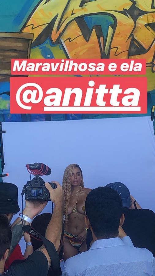 Anitta NSFW