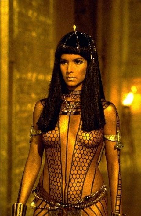 Ankh Su Namun From The Mummy Patricia Velasquez NSFW