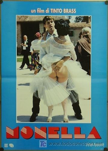 Anna Ammirati In A Tinto Brass Movie Monella 1997 NSFW