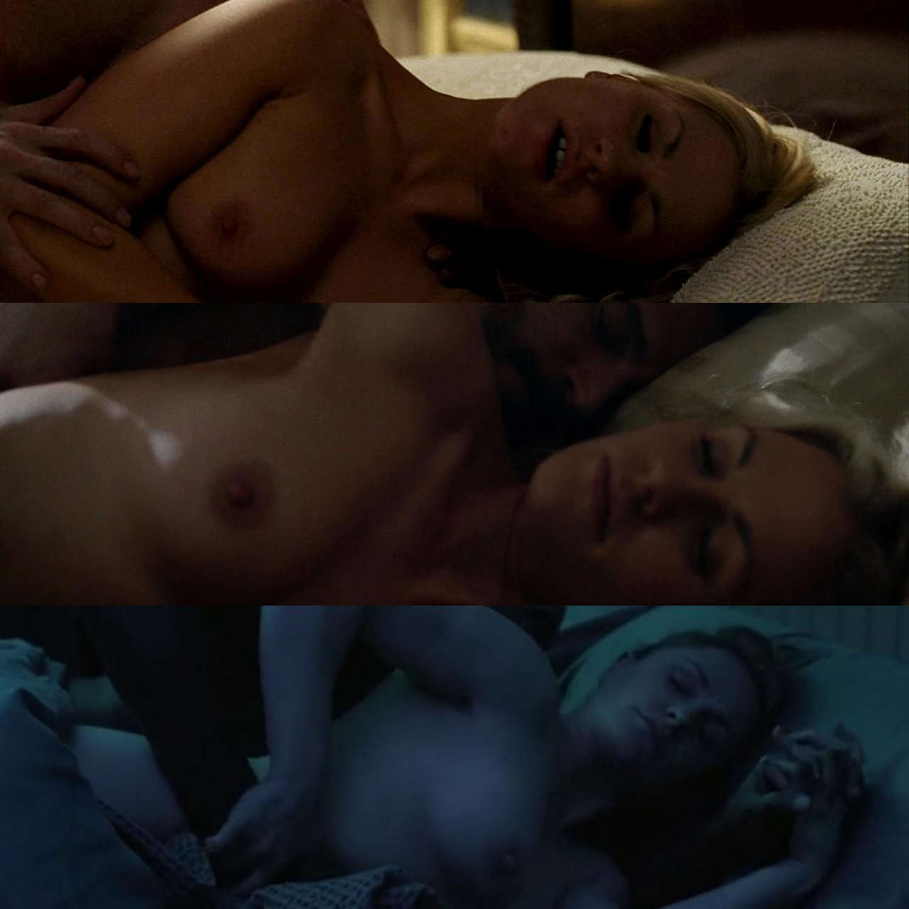 Anna Paquin On Her Side NSFW
