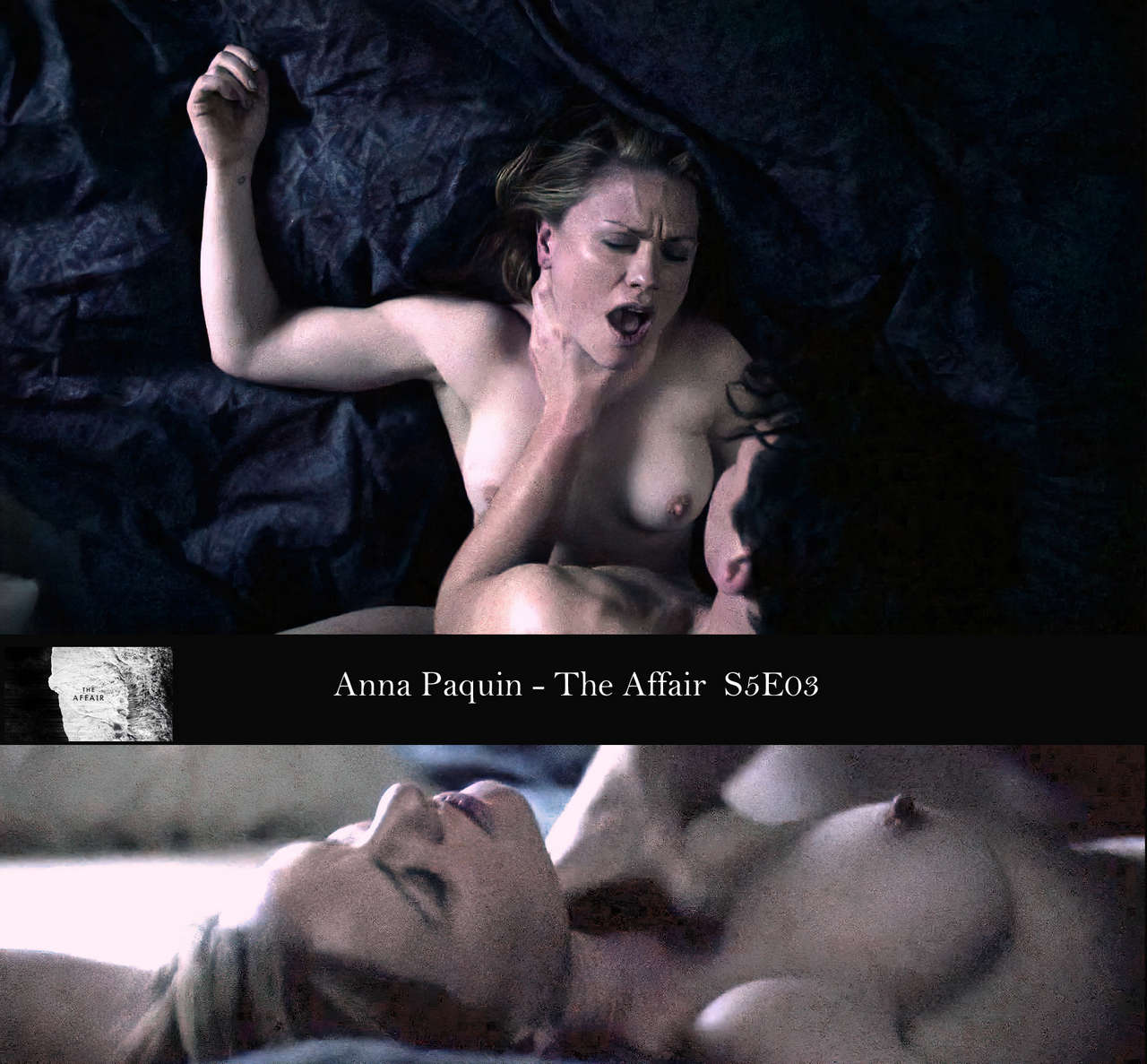Anna Paquin The Affair S05e03 Hd Brighter Reduce Noise Reduce Green Color NSFW