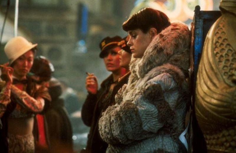 Another Sean Young Rachel Blade Runner Shot NSF