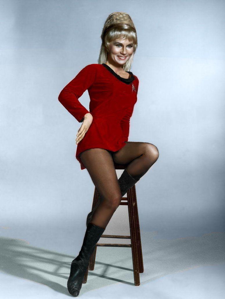 Any Love For Yeoman Rand Grace Lee Whitney Star Trek Promo 1966 NSF