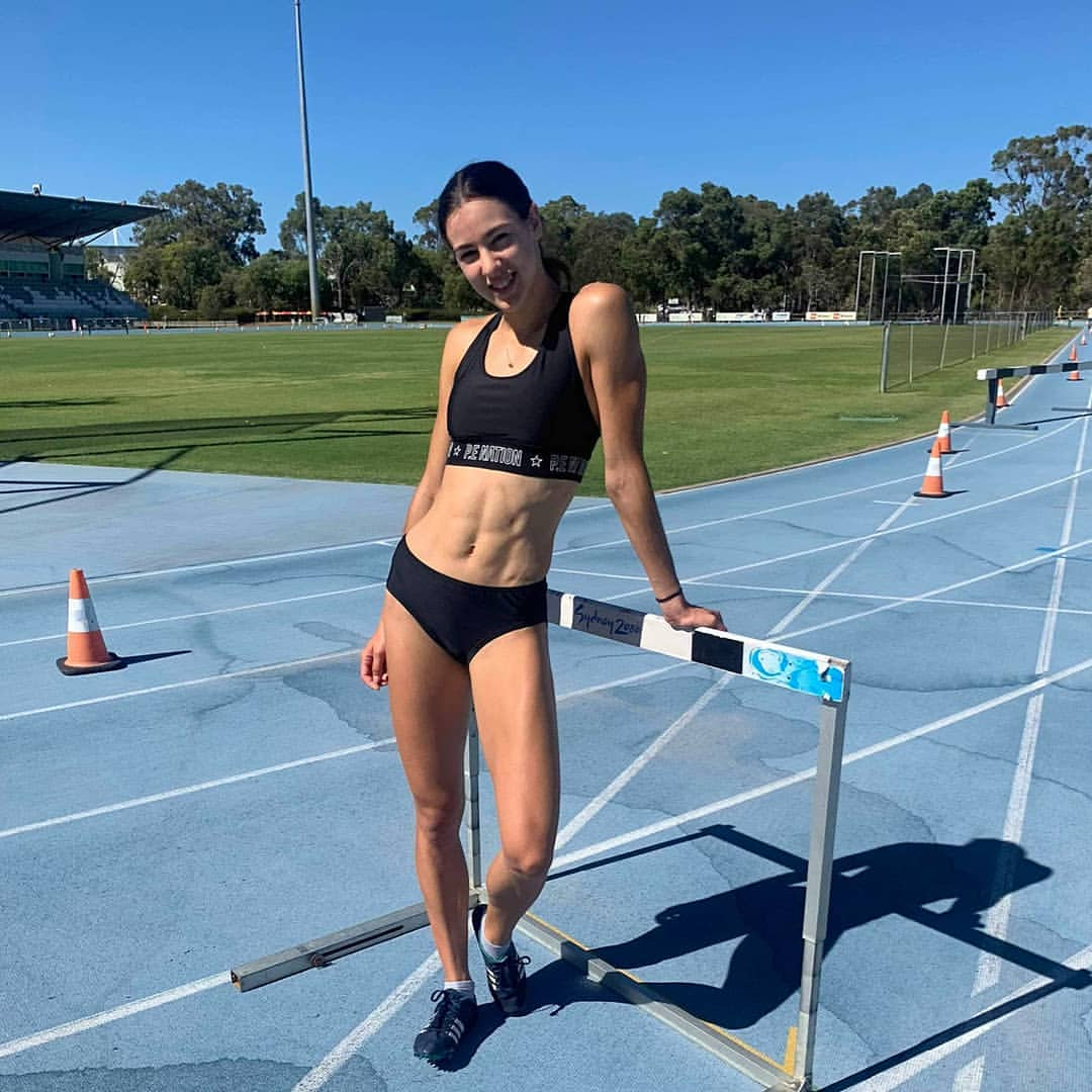 Australian Athlete Alanah Yukich NSFW