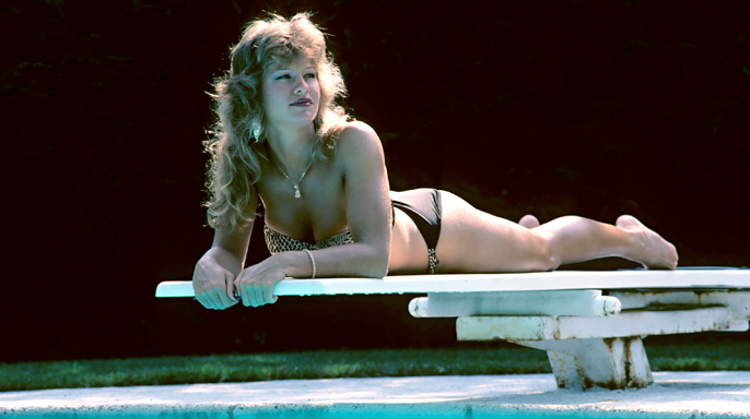 Before It Was Wwe It Was Wwf And Berfore There Were Divas There Was Wendi Richter NSF