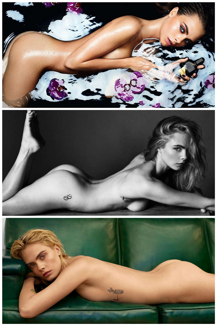 Cara Delevingne 2014 22 Yrs Old 2016 24 Yrs Old 2019 27 Yrs Old NSFW