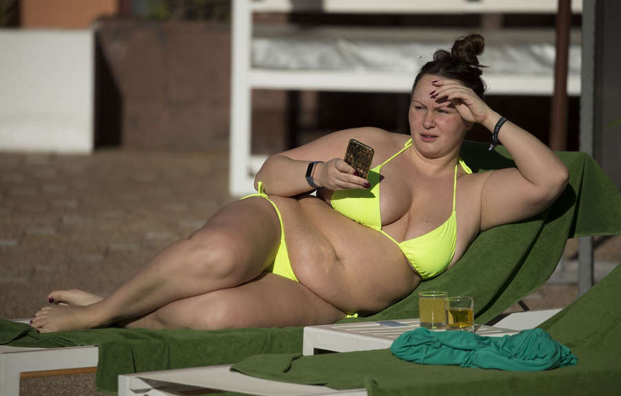 Chanelle Hayes NSFW