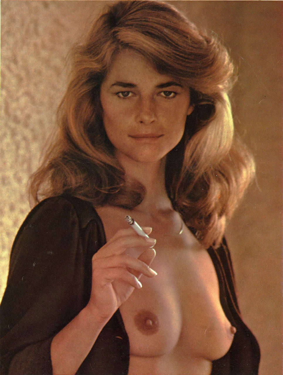 Charlotte Rampling Over The Years NSFW