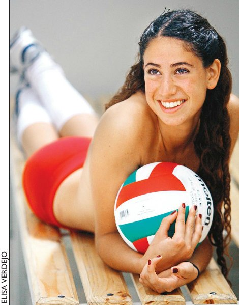 Chilian Volleyball Players NSFW