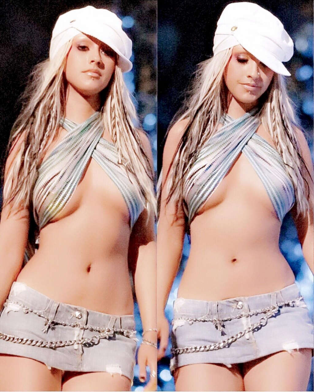 Christina Aguilera The Reason You Watched The Vma S On Mtv NSFW