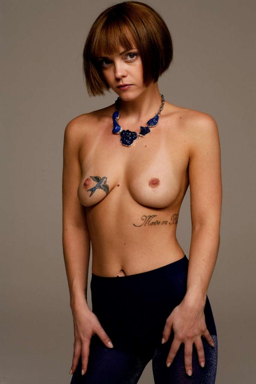 Christina Ricci NSFW