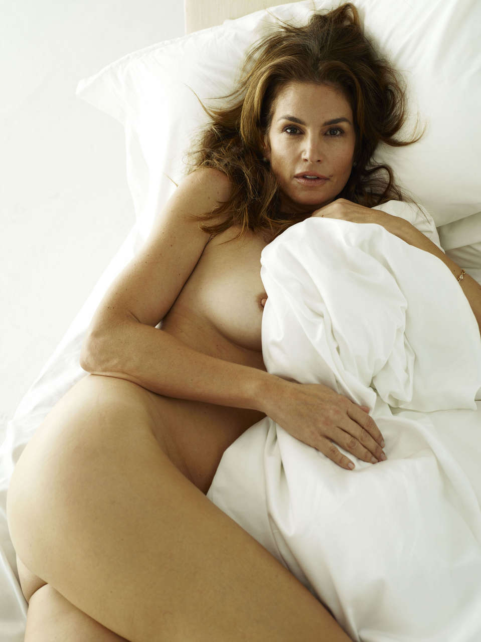 Cindy Crawford Unedited Hq Image NSFW