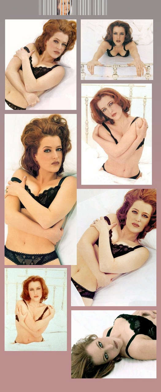 Classic Gillian Anderson NSFW
