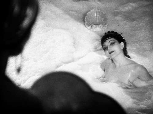 Claudette Colbert In A Scene From The Sign Of The Cross 1932 You Read That Right NSFW