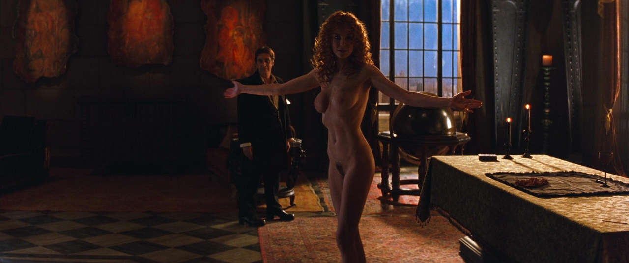 Connie Nielsen The Devils Advocate 1997 NSFW