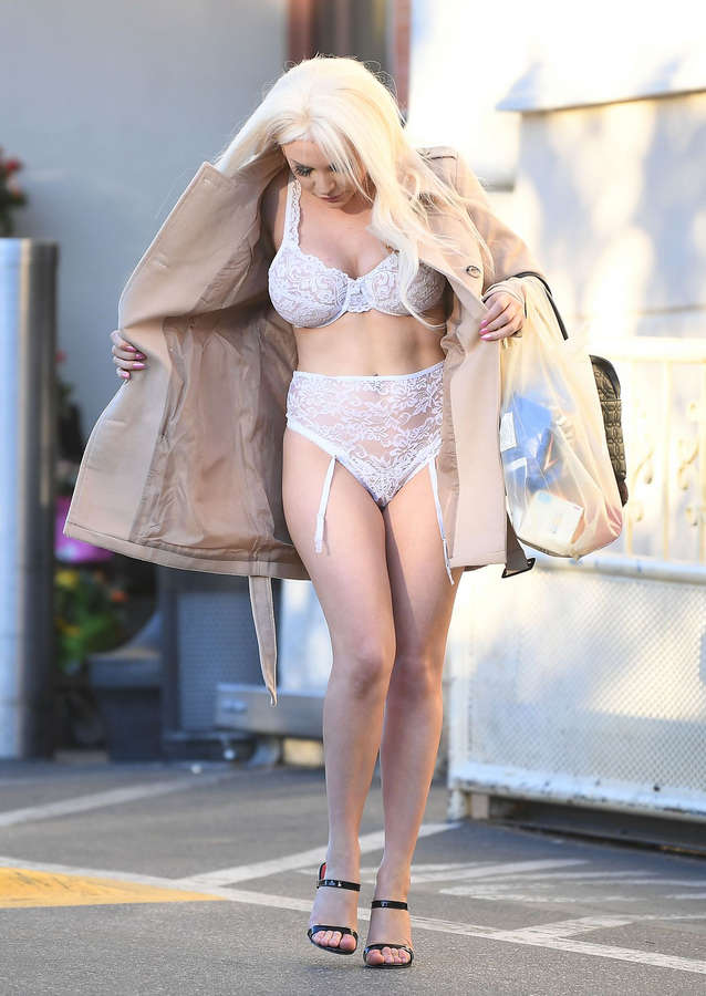 Courtney Stodden NSFW