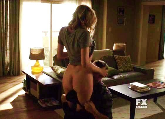 Diane Kruger Naked Ass In The Bridge NSFW