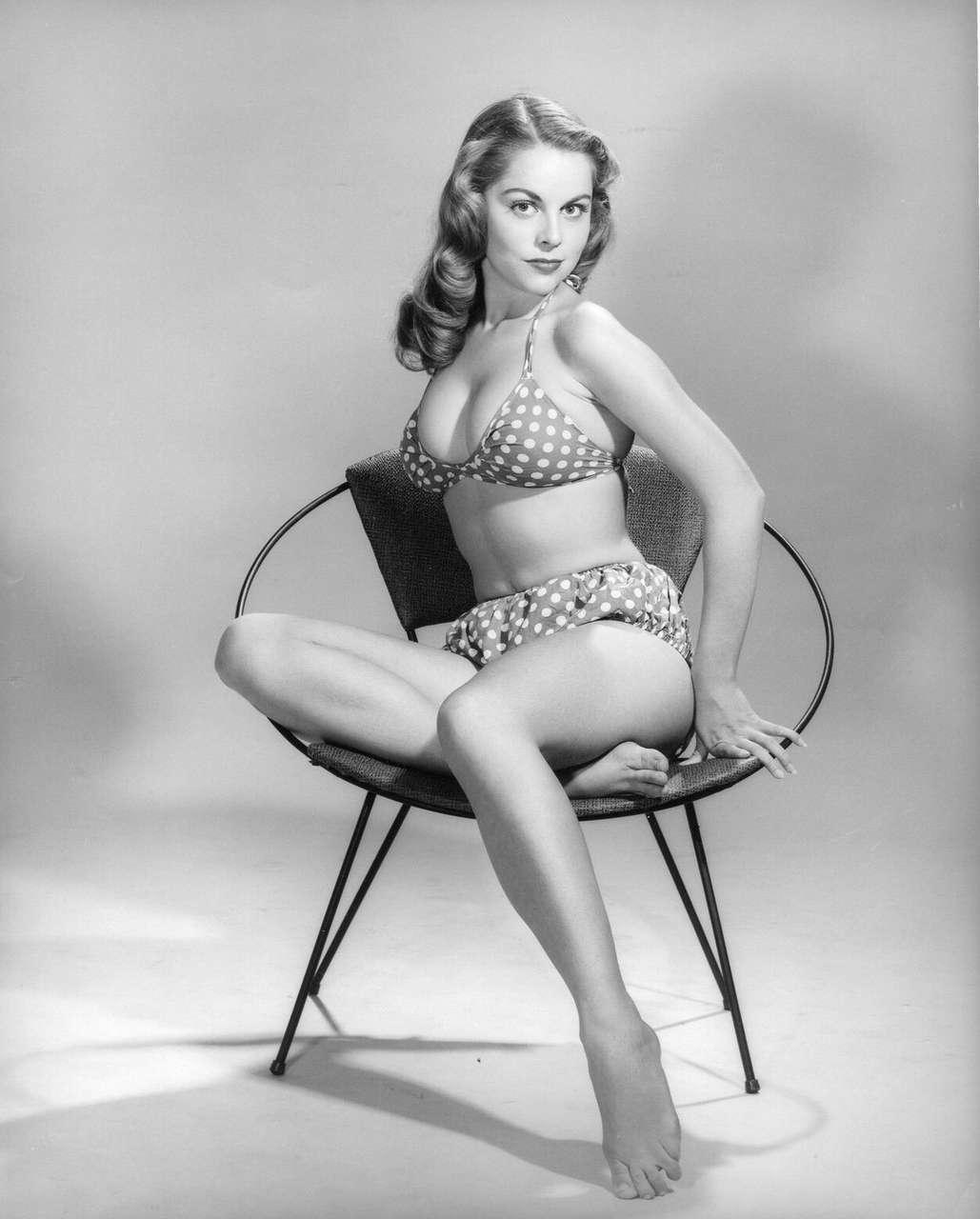 Diane Webber 1950s NSF