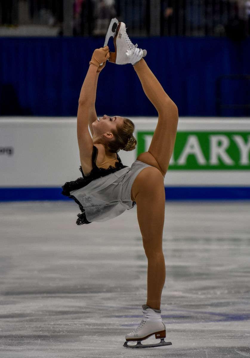 Elena Radionova Nude
