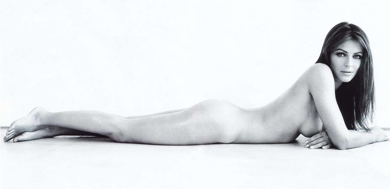 Elizabeth Hurley At The Peak Of Her Hotness NSFW