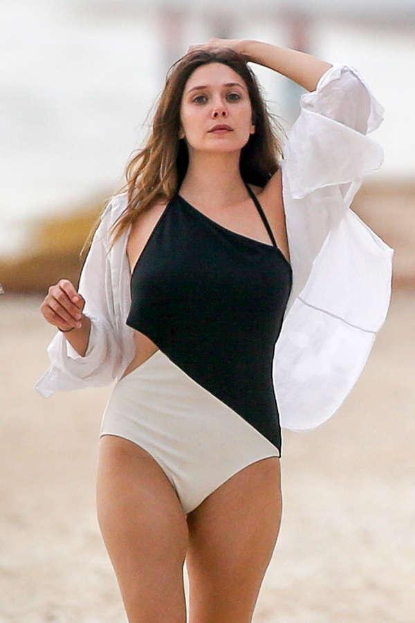 Elizabeth Olsen NSFW