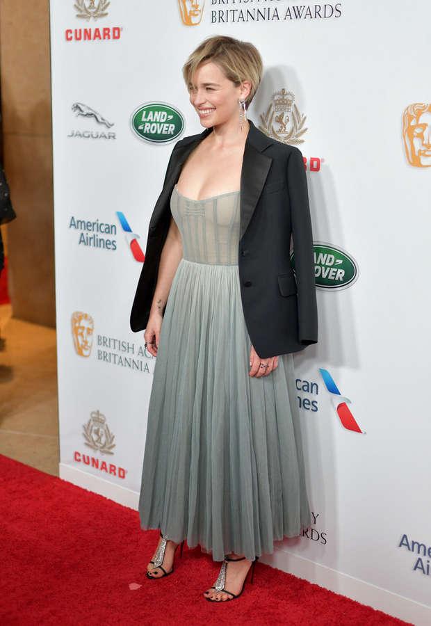 Emilia Clarke NSFW