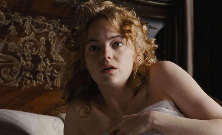 Emma Stone NSFW