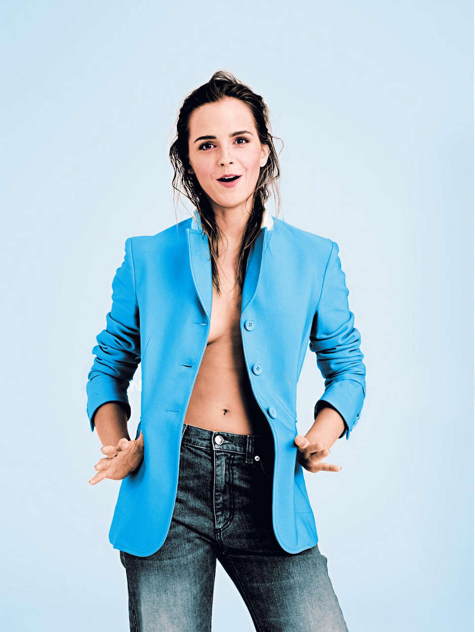 Emma Watson NSFW (4 photos)