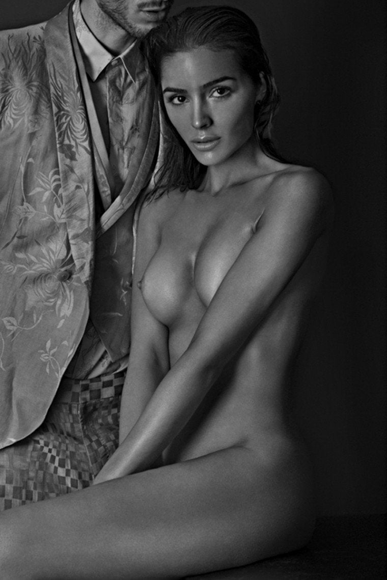 Former Miss Usa Olivia Culpo Oiled Up NSFW