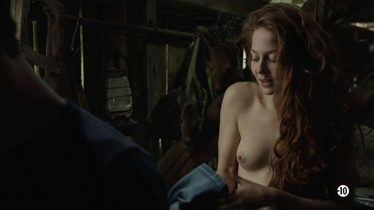 French Actress Jenna Thiam NSFW
