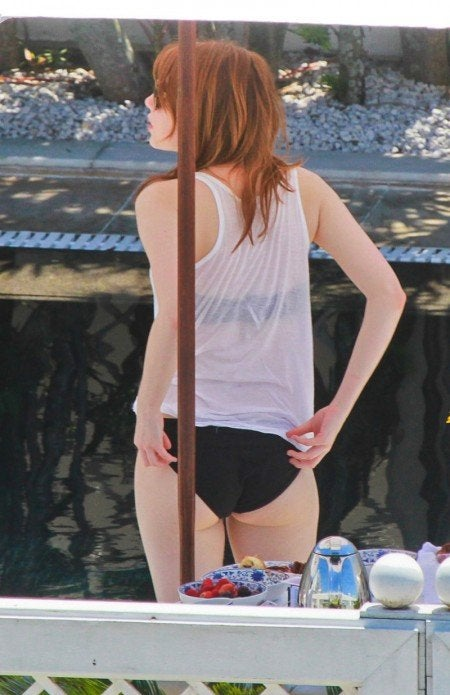 Has Anyone Said Emma Stone Xpost R Celebritynudearchive NSFW