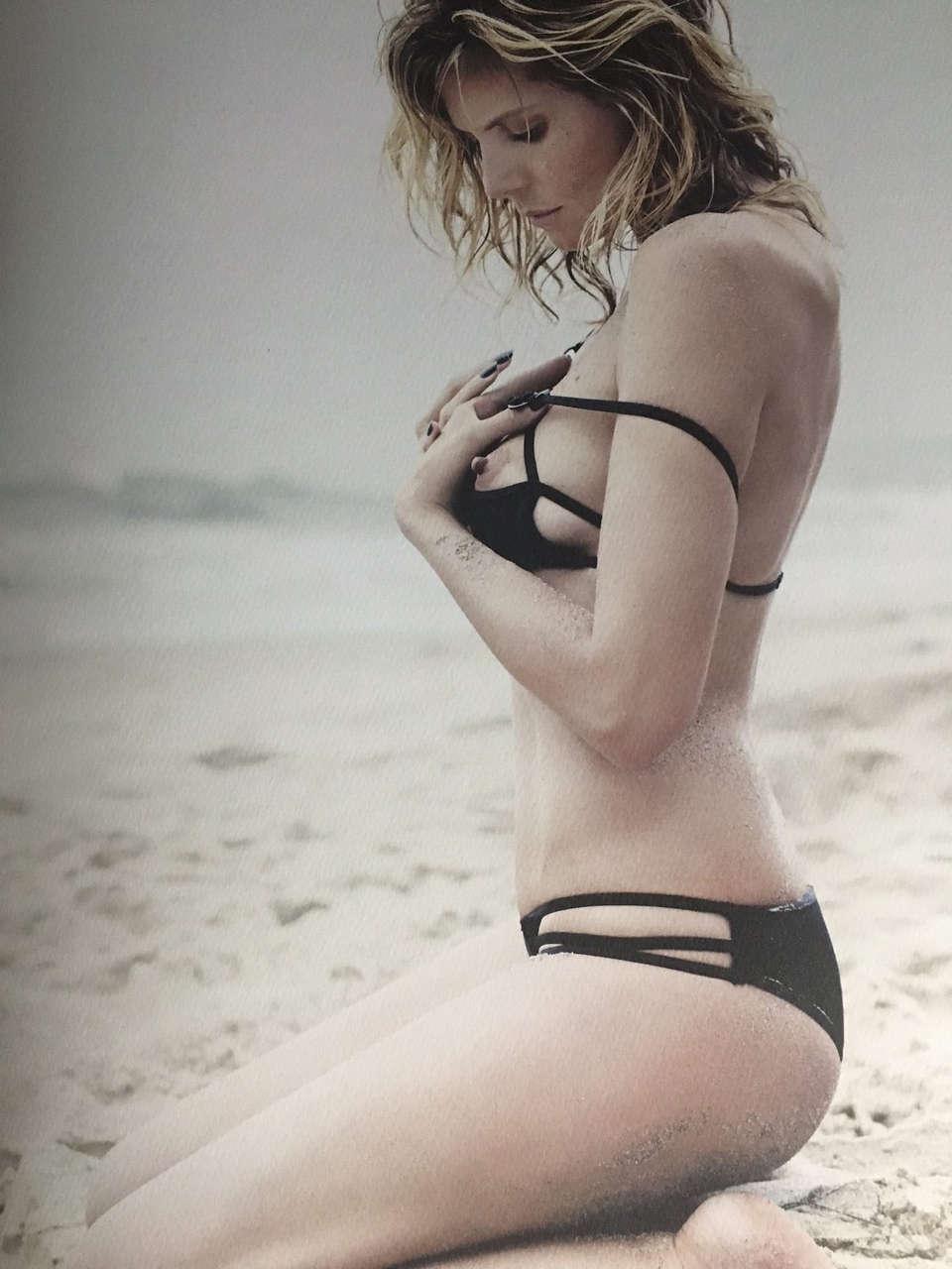 Heidi Klum NSFW
