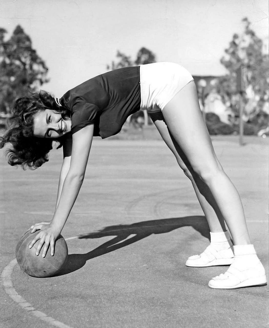 Jane Russell Ca 1940s NSF