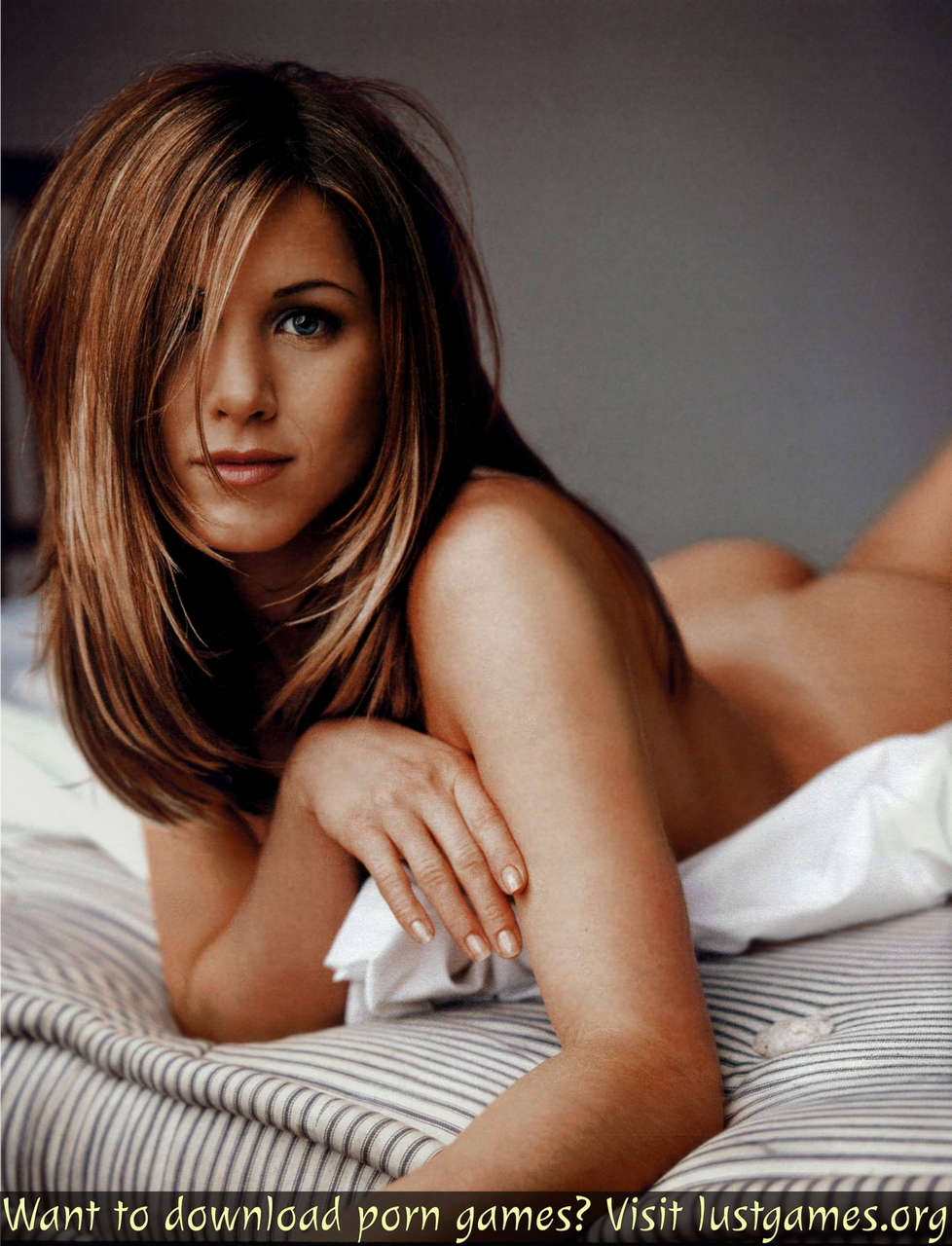 Jennifer Aniston Pic Used For Rolling Stone Cover Mar 1996 1911x2500 NSF