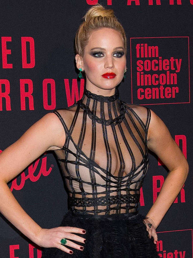 Jennifer Lawrence NSFW