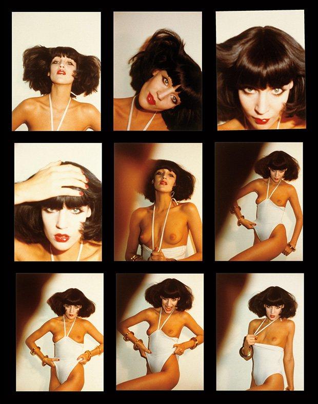Jerry Hall New York City 1976 Courtesy Twin Palms NSFW