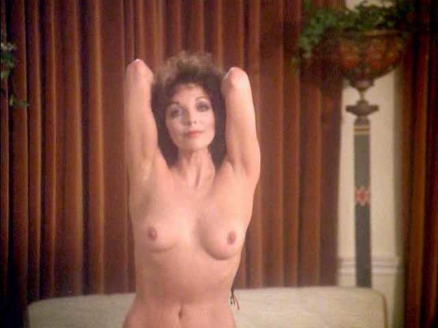 Joan Collins The Bitch 1979 NSFW