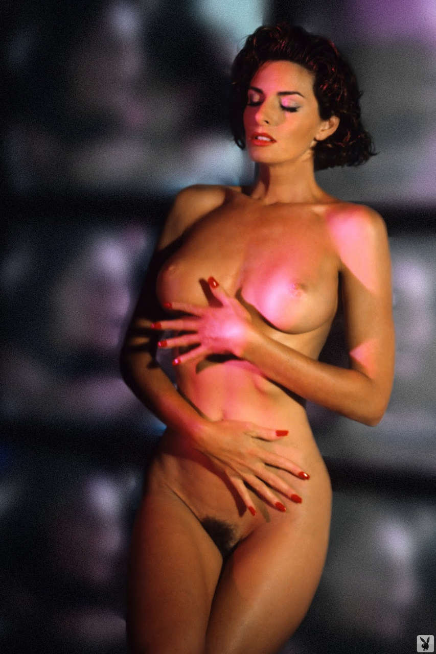 Joan Severance In Playboy January 1990 NSFW