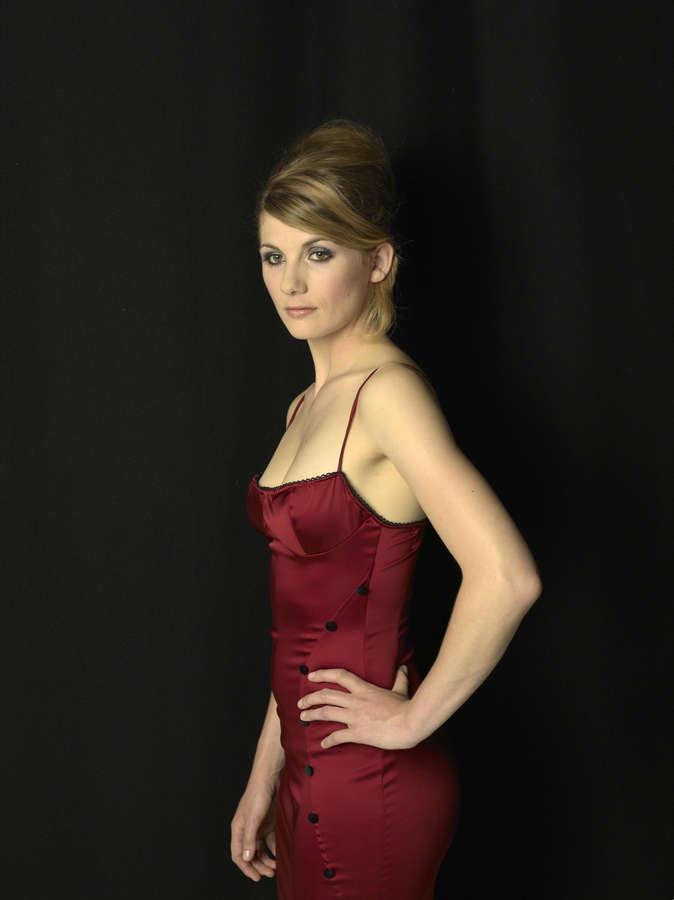 Jodie Whittaker NSFW