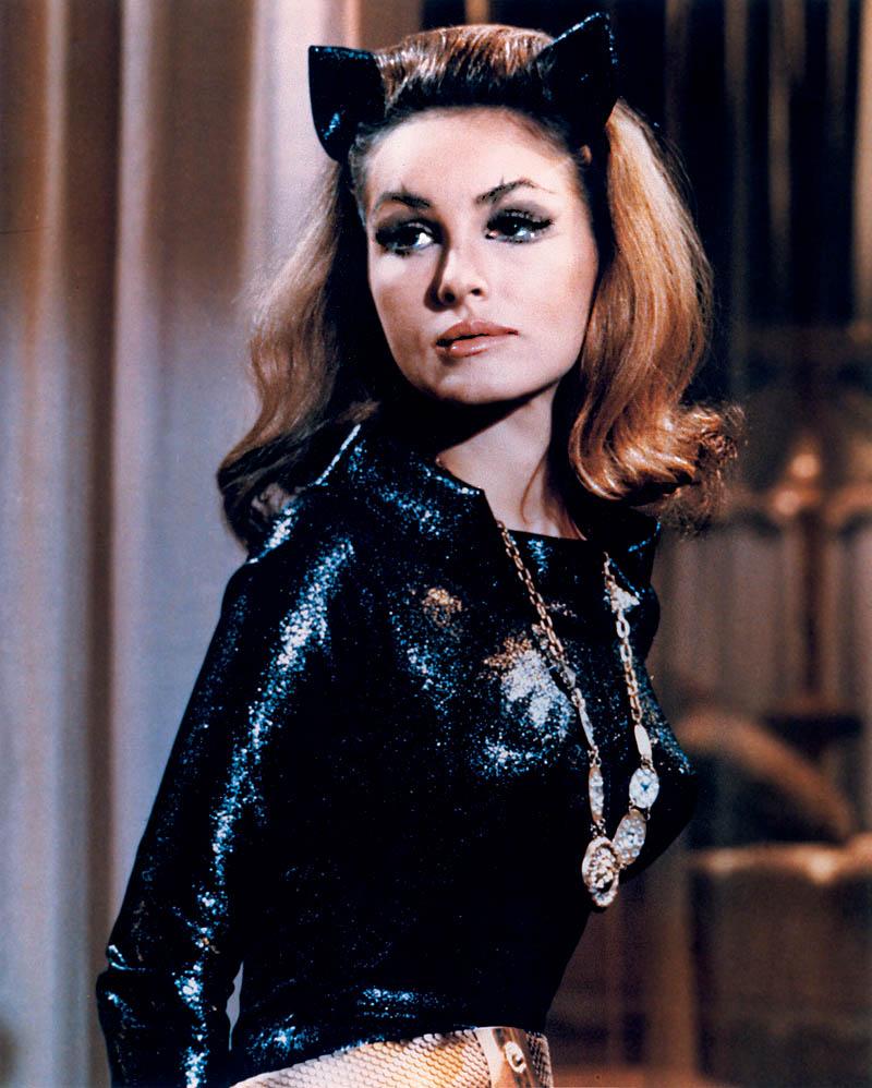 Julie Newmar As Catwoman NSF