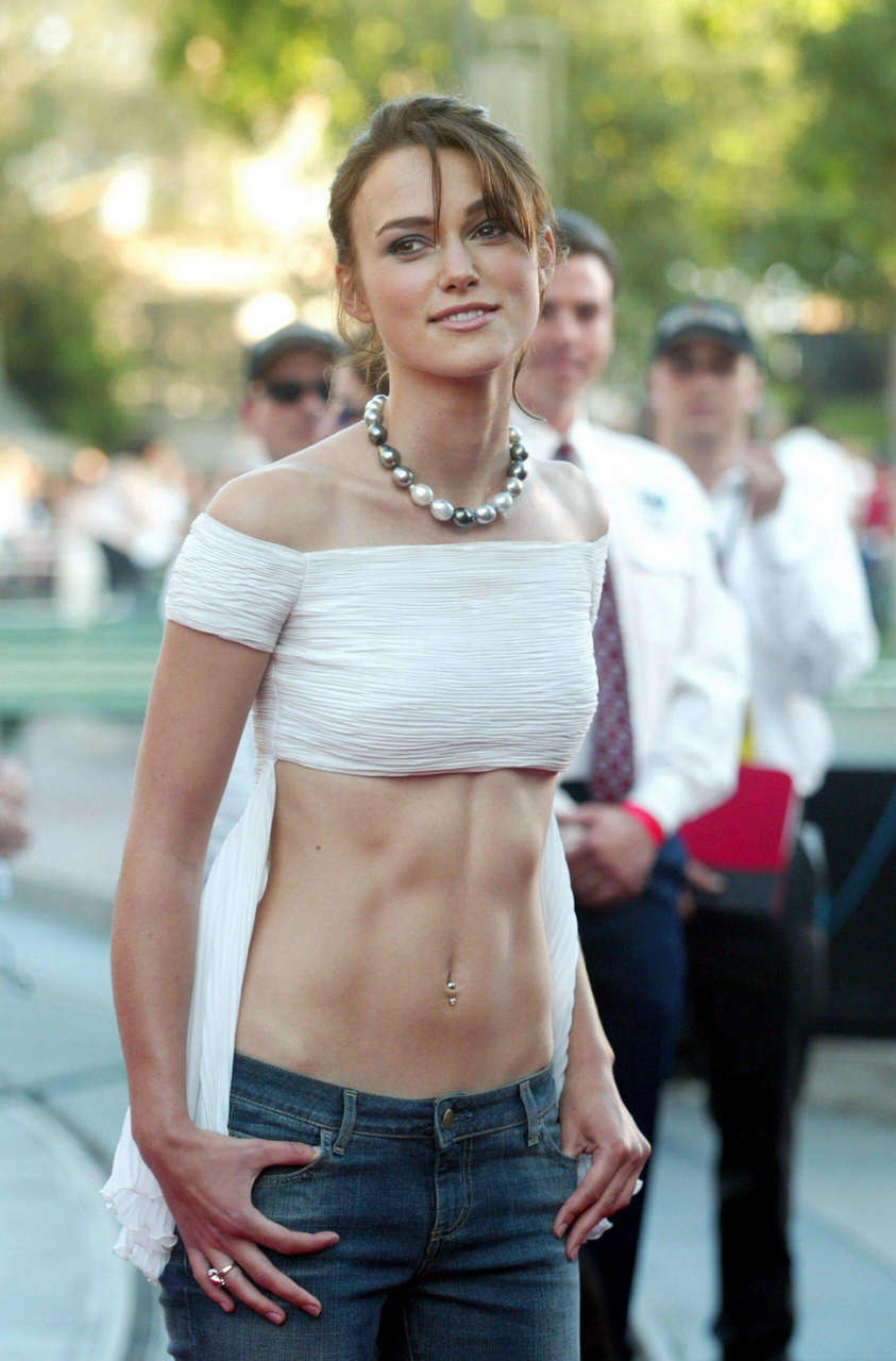 Keira Knightley Is Absolutely Cu