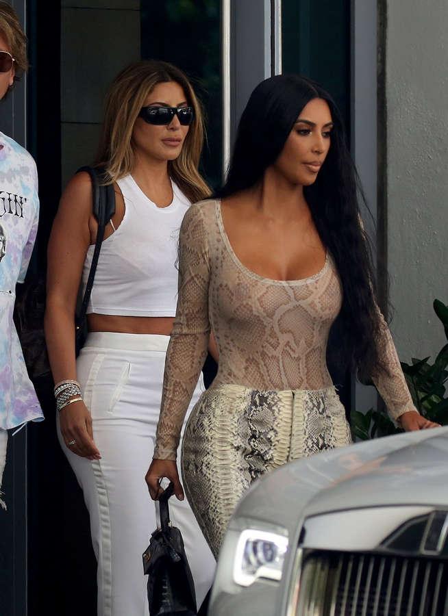Kim Kardashian NSFW