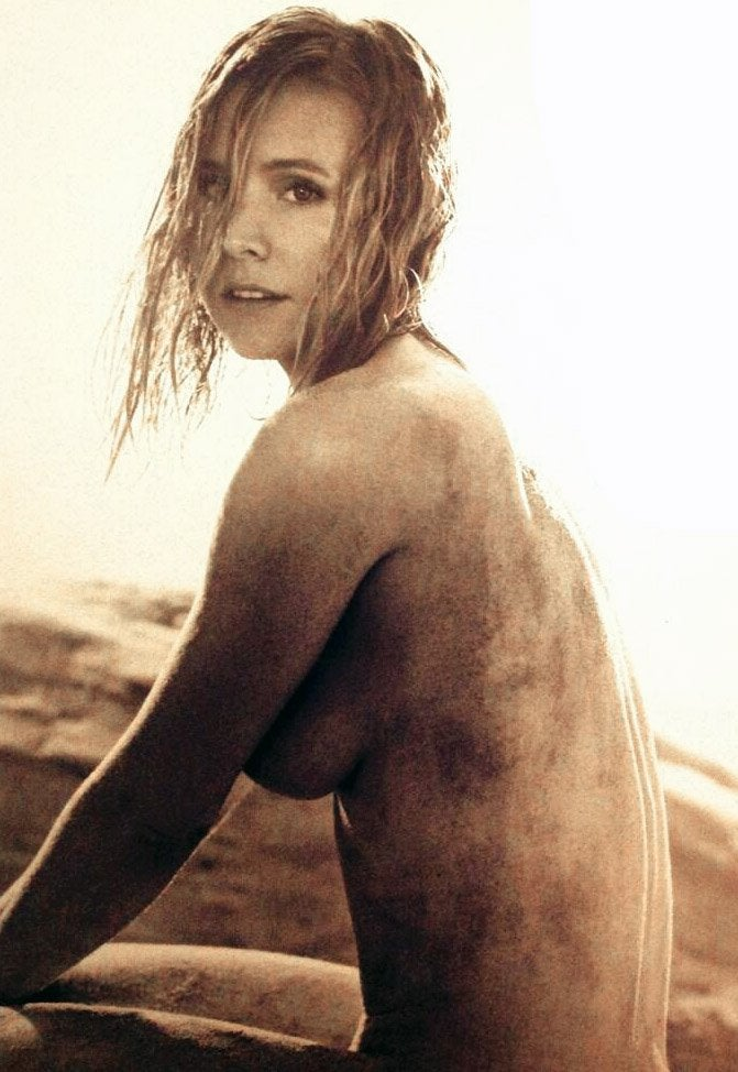 Kristen Bell In The New 2014 Look Good Naked Issue Of Allure Magazine NSFW